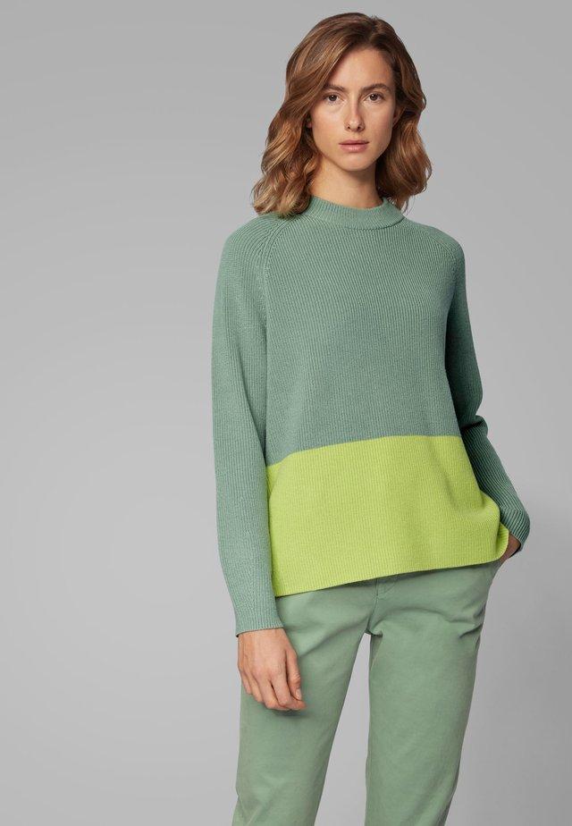 Maglione - light green
