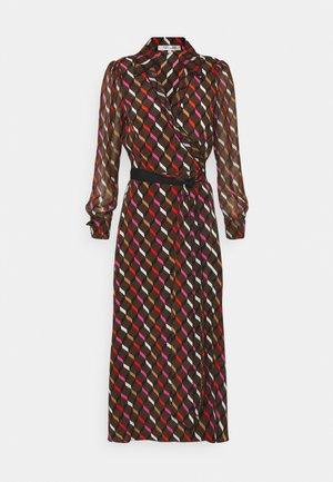 BROOKE DRESS - Cocktail dress / Party dress - wood brown