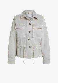 Oui - Summer jacket - light stone - 5