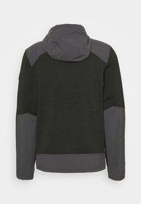 Spyder - ALPS FULL ZIP HOODIE - Fleece jacket - black - 1