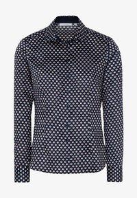 Eterna - Button-down blouse - marine - 3