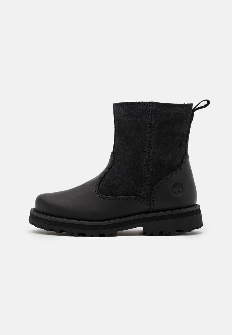 Timberland - COURMA KID UNISEX - Kotníkové boty - black