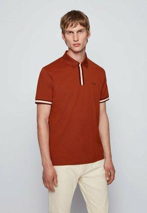 PARLAY - Polo shirt - open brown