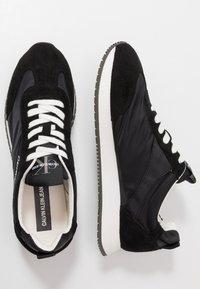 Calvin Klein Jeans - JERROLD - Sneakers laag - black - 1