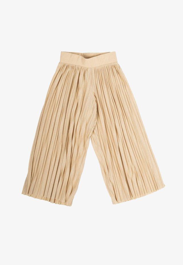 Pantaloni - oro