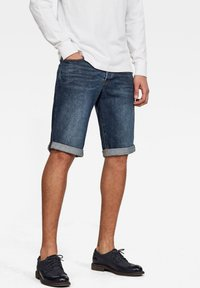 G-Star - Denim shorts - blue stone - 0