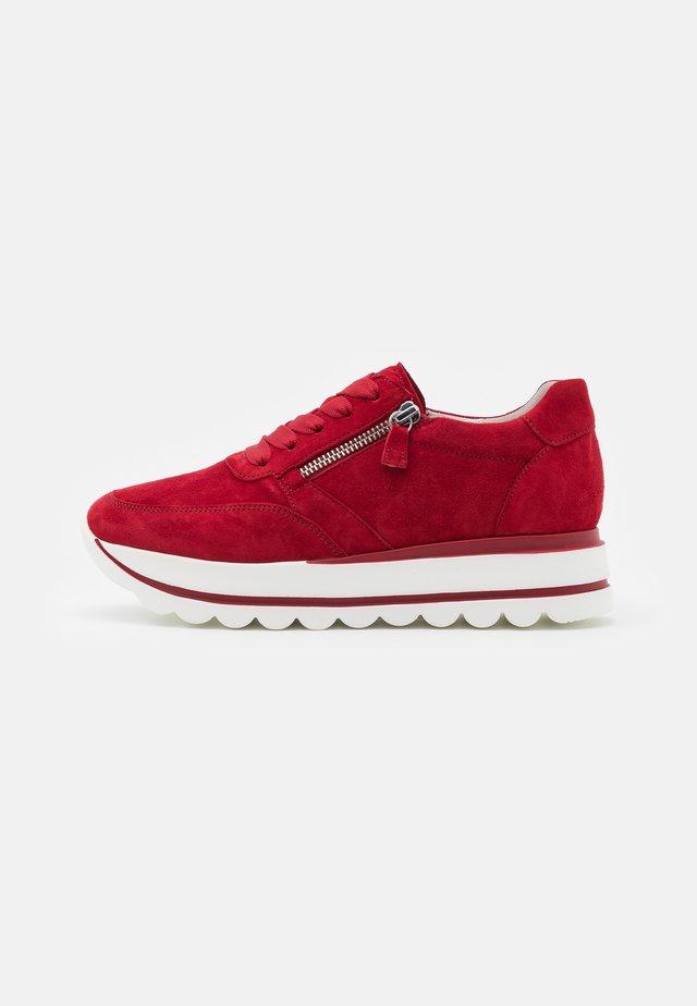 Sneakers basse - rubin