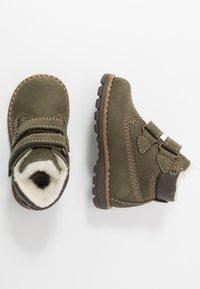 Primigi - WARM LINING - Classic ankle boots - bosco - 0