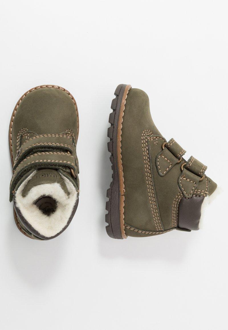 Primigi - WARM LINING - Classic ankle boots - bosco