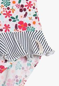 Esprit - MILLE FLEUR BEACH SWIMSUIT NECKHOLDER - Costume da bagno - white - 2