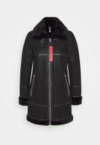 Freaky Nation - ARCTIC VILLAGE - Cappotto invernale - black - 5