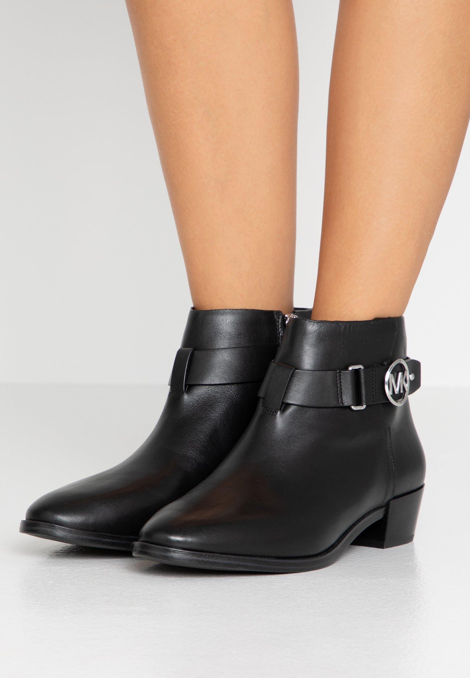 HARLAND Korte laarzen black