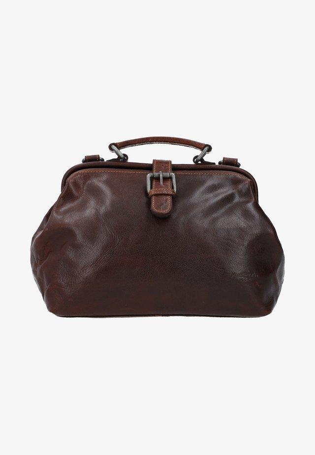 dark brown - Handbag - dunkelbraun