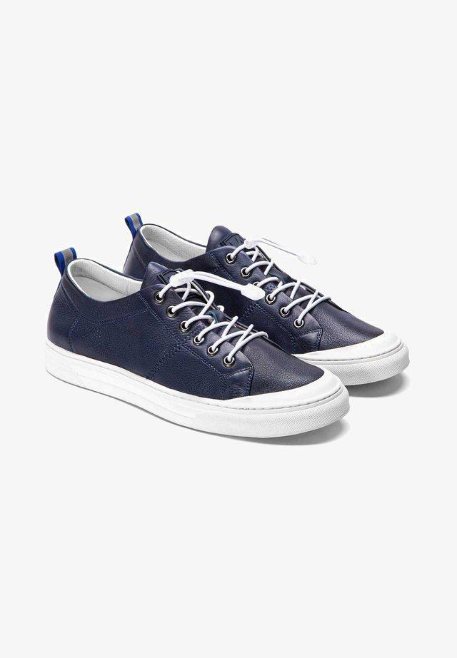 KAMEN - Sneakers laag - dark blue