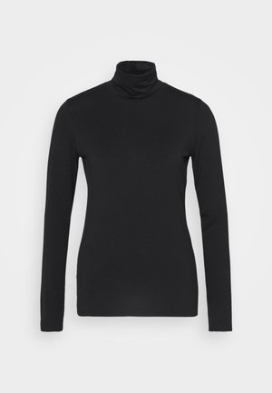 MULTIF - Long sleeved top - schwarz