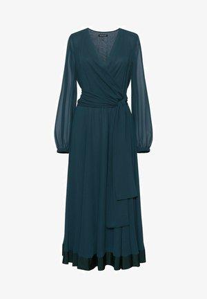Suknia balowa - ciemnozielony