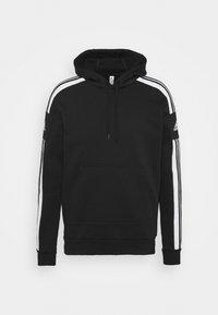 adidas Performance - SQUAD HOOD - Sweatshirt - black - 6