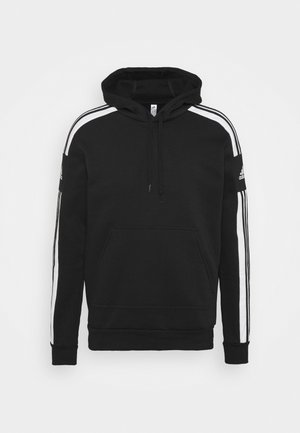 SQUAD HOOD - Sweater - black