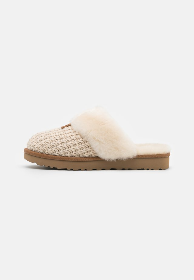 COZY - Pantuflas - cream