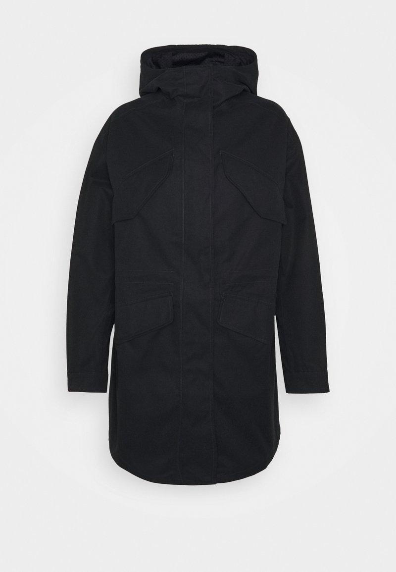Marks & Spencer London - Parka - black
