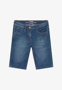 s.Oliver - BERMUDA - Denim shorts - blue stone - 2