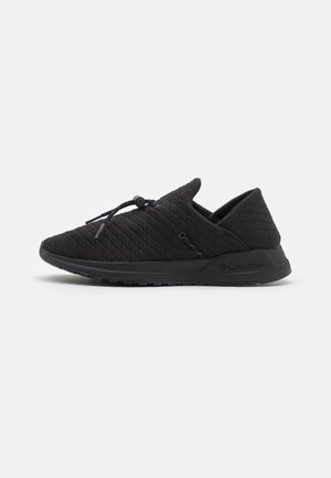WILDONE MOC - Hiking shoes - black/graphite