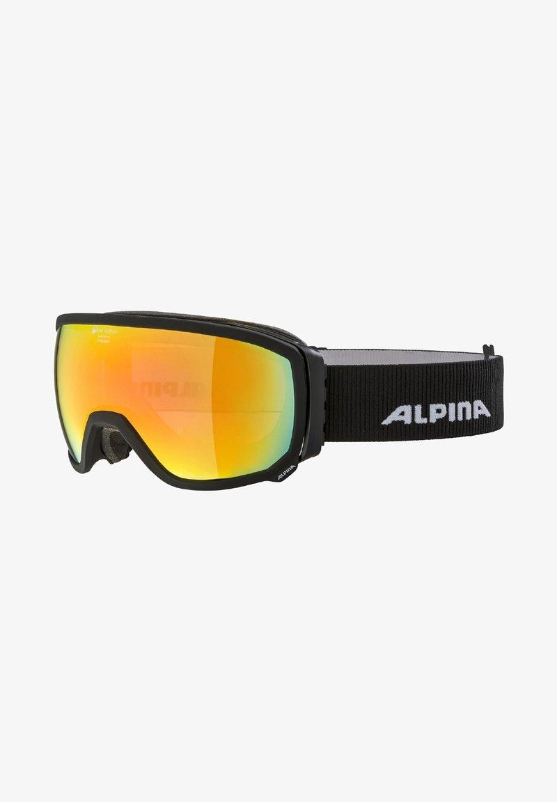 Alpina - SCARABEO - Occhiali da sci - black matt 2017 (a7255.x.32)