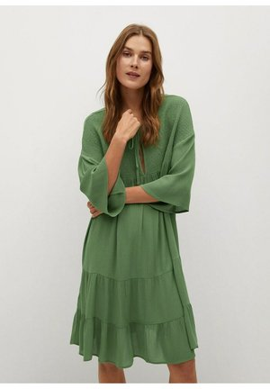 BAMBU-H - Day dress - green