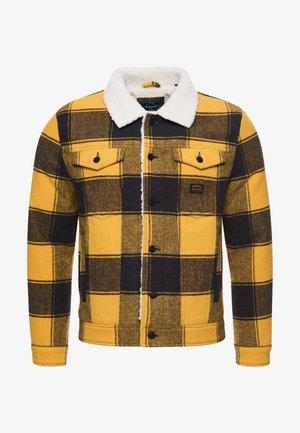 HIGHWAYMAN - Light jacket - gold