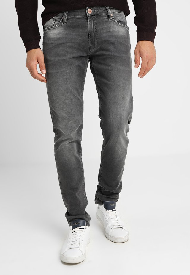 ANCONA  - Jean slim - grey