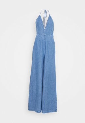 JOSIE - Overall / Jumpsuit /Buksedragter - blue