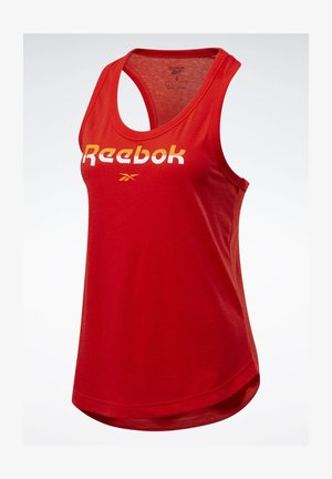 MYT REEBOK TANK TOP - Top - red