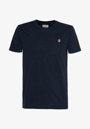 T-shirt basic - deep navy