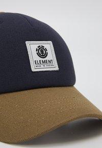 Element - ICON UNISEX - Cap - eclipse navy - 3