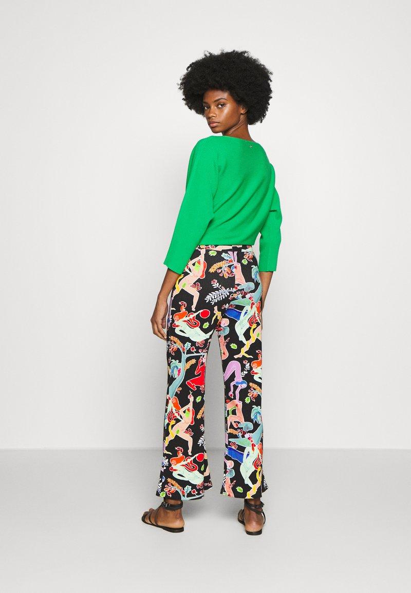Desigual - DESIGNED BY MIRANDA MAKAROFF - Trousers - tutti fruti
