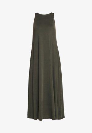 ULULO - Jersey dress - khaki