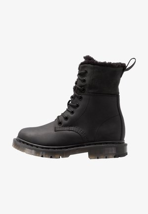 1460 KOLBERT SNOWPLOW - Lace-up ankle boots - black