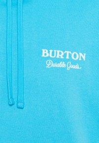 Burton - DURABLE GOODS - Sweatshirt - cyan - 2