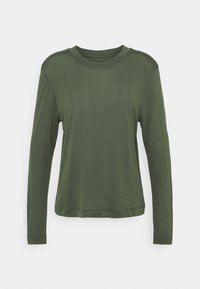 Casall - EASE CREW NECK - Maglietta a manica lunga - northern green - 0