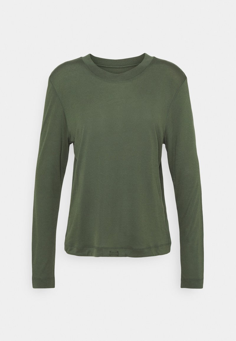 Casall - EASE CREW NECK - Maglietta a manica lunga - northern green