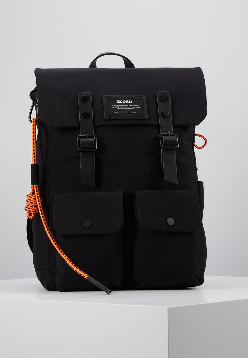 Ecoalf - ZERMAT BACKPACK - Reppu - black