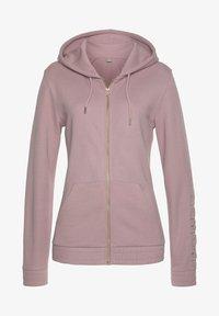 Bench - Zip-up sweatshirt - altrosa - 0