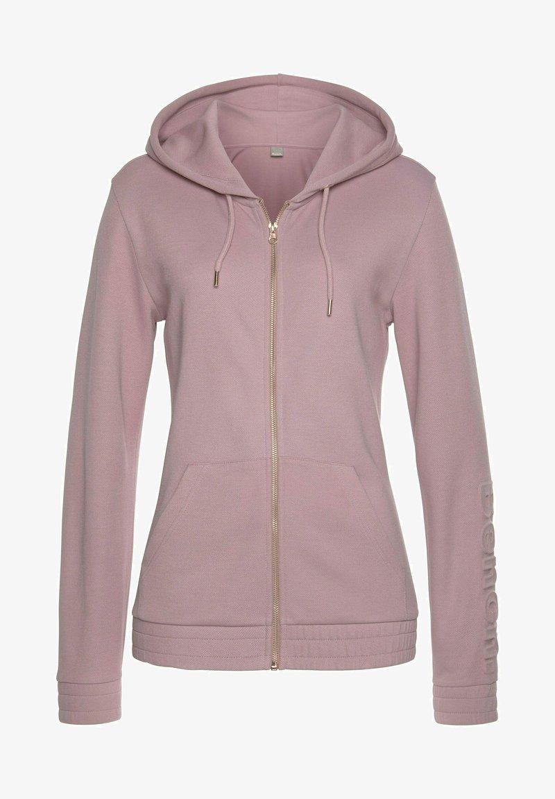 Bench - Zip-up sweatshirt - altrosa