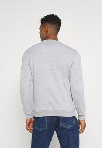 Only & Sons - ONSCERES LIFE CREW NECK 2 PACK - Sweatshirt - black - 3