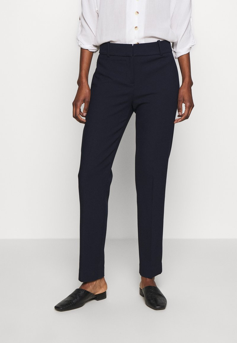 J.CREW TALL - CAMERON PANT IN STRETCH - Stoffhose - navy
