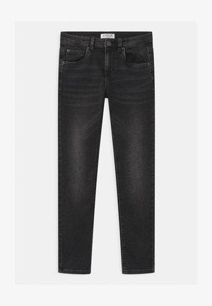 JORDAN  - Slim fit jeans - black