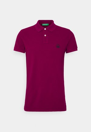 SLIM - Poloshirts - cherry