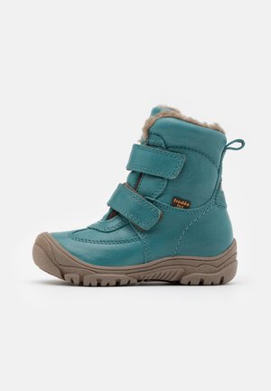 LINZ TEX MEDIUM FIT UNISEX - Winter boots - petroleum