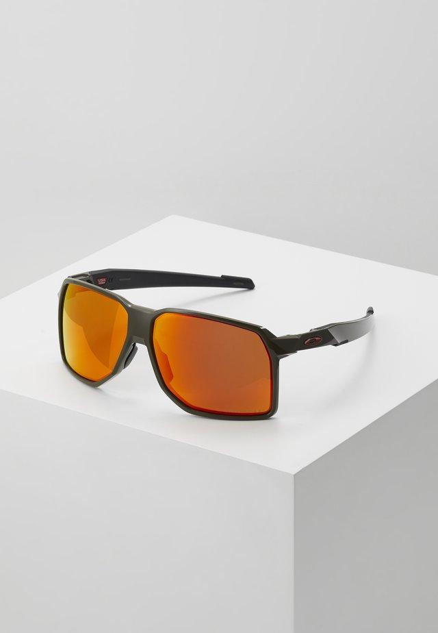 PORTAL - Sportovní brýle - portal moss/prizm ruby