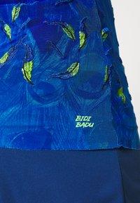 BIDI BADU - TIJANA TECH TEE - Printtipaita - dark blue - 5
